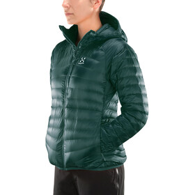 Haglöfs Essens Jacket Women teal